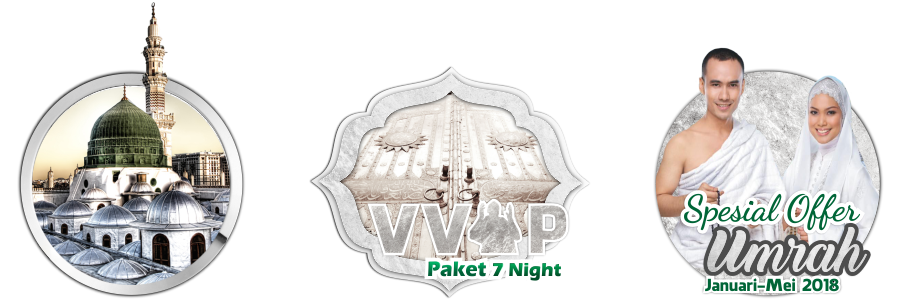 Paket Umrah VVIP Januari Februari Maret April Mei 2018 Al-Madinah Land Arrangement